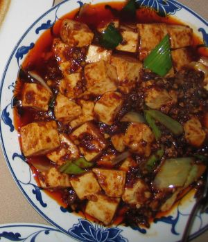 Chef's Ma Paul Tofu